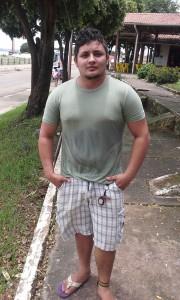 Rafael Gonçalves dos Santos 22 anos.