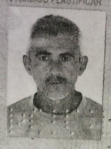 Foto: Reprodução/Francisco das Chagas Pereira de 54 anos