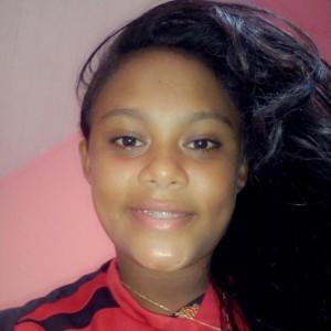 Rafaela Furtado Lopes - Sobrevivente do acidente na BR 422/ Foto de arquivo