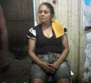 Maria Zélia Ribeiro 48, ela foi a segunda vítima a ser morta. Foto: Polícia Civil Breu Branco
