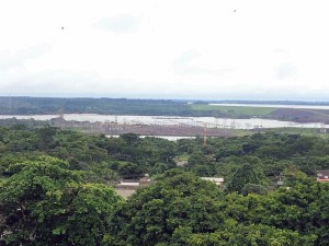 Usina hidrelétrica de Tucuruí/Foto: Paco Martins