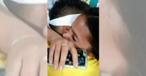 Neymar e Bruna