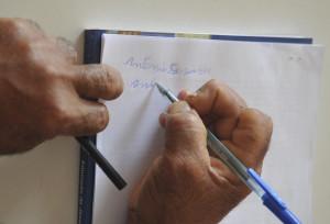 No Brasil, 13 milhões de pessoas são analfabetas. Foto: EBC