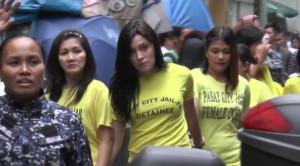 © Reprodução / Fantástico Brasileira pode pegar 40 anos de prisão por tráfico nas Filipinas
