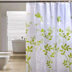 2. EVITAR FUNGOS NA CORTINA DO CHUVEIRO. Se você lavar a cortina recém-adquirida com água salgada, ela jamais será coberta por fungos.