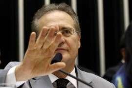 © Estadão Senador Renan Calheiros (PMDB-AL)