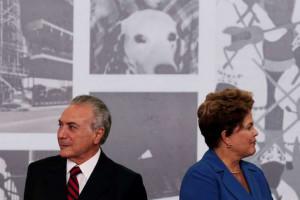 © Reuters Segundo a defesa da ex-presidente, material entregue ao relator do processo no TSE mostra que não havia contabilidade separada na corrida eleitoral