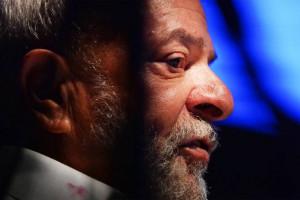 O ex-presidente Lula é esperado para depor como réu na 10ª Vara Federal, em Brasília (Andressa Anholete/AFP)