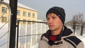 Alexander teve seu vídeo visto mais de 10 milhões de vezes e sonha em ser ator (Foto: Alexander Chernikov)