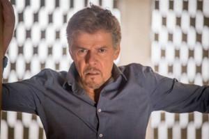 Ator José Mayer em cena de 'A Lei do Amor'. Foto: Globo/Paulo Belote