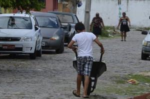 São 2,5 milhões de crianças fora da escola Valter Campanato/Agência Brasil