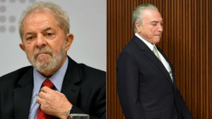 Reprovação a Lula chegou a 64% e a de Temer a 87%, segundo pesquisa da Ipsos