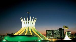 Catedral - Brasília Cathedral - Brasilia Catedral - Brasilia