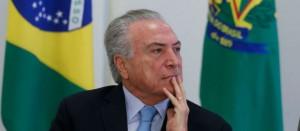 Perto de completar um ano de governo, Temer vê sua popularidade despencar DIDA SAMPAIO/ESTADÃO CONTEÚDO